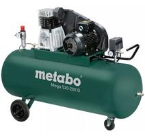 Metabo Mega 520-200 D Olejový kompresor 400 V (601541000)