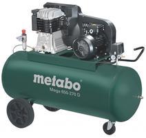 Metabo Mega 650-270 D Olejový kompresor (601543000)