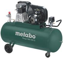 Metabo Mega 580-200 D Olejový kompresor (601588000)