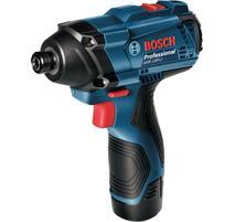 Bosch GDR 120-LI Aku rázový uťahovač 12V, 1,5Ah kufor  (06019F0001)