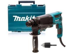 Makita HR2630X7 Kombinované kladivo SDS-Plus, 800W