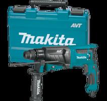 Makita HR2631F Vŕtacie a sekacie kladivo s AVT, SDS-Plus 800W