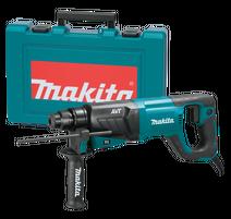 """Makita HR2641 Vŕtacie a sekacie kladivo, rukoväť v tvare """"D"""" 800W"""