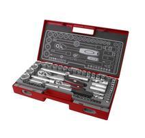 4700011 Sada 60-dielna nástrčných a zástrčných kľučov