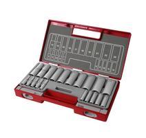 Fortum 4700012 Sada 20-dielna predĺžených nástrčných kľúčov