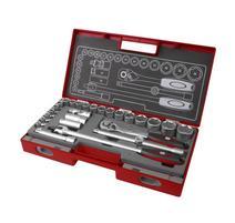 4700014 Sada 27-dielna nástrčných kľúčov FORTUM
