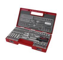 4700013 Sada 45-dielna nástrčných a zástrčných kľúčov