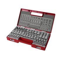 Fortum 4700020 Sada 32-dielna nástrčných a zástrčných kľúčov TORX