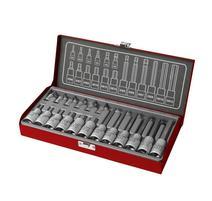 Fortum 4700008 Sada 18-dielna zástrčných imbusových kľúčov