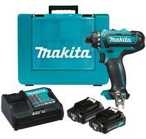 Makita DF032DSAE skrutkovač 12V, 2,0Ah
