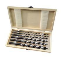 Extol Premium Vrtáky do dreva 16-20mm, dĺžka 260mm, sada 6ks 8801290