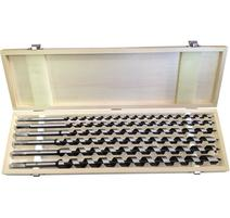 Extol Premium Vrtáky do dreva 10-20mm, dĺžka 460mm, sada 6ks (8801292)