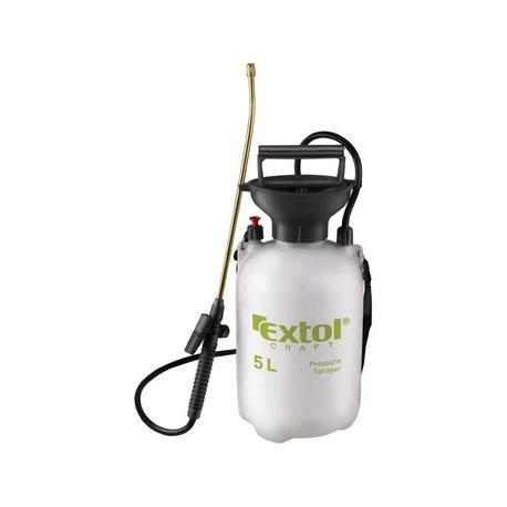 Extol Craft Postrekovač záhradný tlakový, 5l (92602)