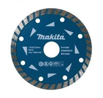 Makita D-41626 Diamantový kotúč 115mm (turbo) suchý rez/betón