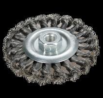 Makita D-45777 Kotúč drôtený - spletaný drôt 175mm