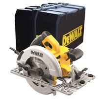 DeWALT DWE576K Ručná kotúčová píla 1 600 W v kufríku