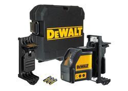 DeWALT DW088K Laser samonivelačný krížový v kufríku