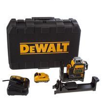 DeWALT DCE089D1G Zelený laser 10,8V 3x360°