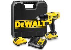DeWALT DCD710D2 Aku vŕtačka 10,8V, 2 x 2,0 Ah v kufríku