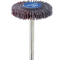 Lamelový stopkový brúsny kotúč 4,8 mmDremel