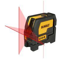 DeWALT DW0822 Krížový laser s olovnicou