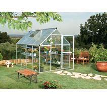 Palram hybrid 6x8/polykarbonátový skleník