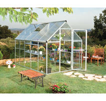 Palram hybrid 6x10/polykarbonátový skleník