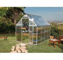 Palram multiline 6x8/polykarbonátový skleník
