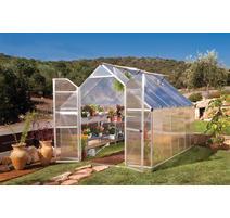 Palram Essence 8x12 silver/polykarbonátový skleník