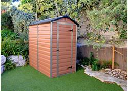 Palram Skylight 4x6 hnedý/záhradný domček