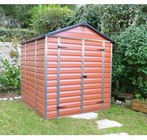 Palram Skylight 6x8 hnedý/záhradný domček