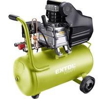 Extol Craft 418201 Olejový kompresor 24l, 1100W