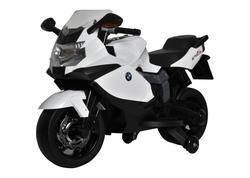 BUDDY TOYS BEC 6010 Elektrická motorka BMW K1300, biela
