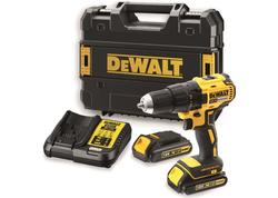 DeWalt DCD777S2T bezuhlíkový aku skrutkovač 18V 2x1,5Ah
