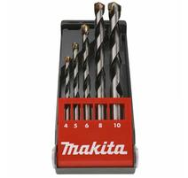 Makita P-34849 sada vrtákov do kameňa 5ks