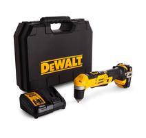 DeWALT DCD740C1 Aku pravouhlá vŕtačka 18V XR 1x1,5Ah