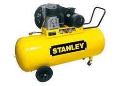 Stanley B 251/10/100 T Olejový kompresor 100l, 3-fázový