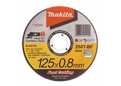 Makita B-45733 Rezný kotúč univerzálny 125x0,8x22
