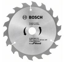 Bosch 2608644372 Pílový kotúč  Eco for Wood 160x2.2/1.4x20 18T
