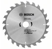 Bosch 2608644381 Pílový kotúč  Eco for Wood 230x2.8/1.8x30 24T