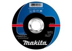Makita D-18465 Brúsny kotúč na kov Ø125 x 6,0 x 22,0