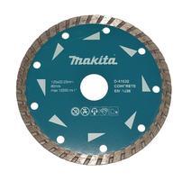 Makita D-41632 Diamantový kotúč 125mm (turbo) suchý rez/betón
