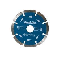 Makita D-41589 Diamantové kotúče 115mm (segmentovaný) suchý rez/betón