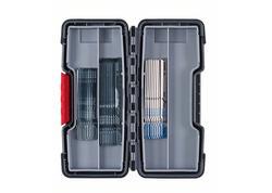 Bosch 2607010903 30-dielna súprava pílových listov do priamočiarej píly, Wood and Metal