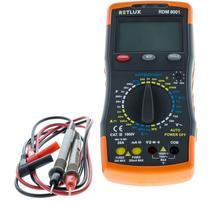 RETLUX RDM 8001 Digitálny multimeter 50002707