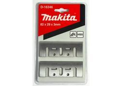 Makita D-16346 Hobľovacie nože z rýchloreznej ocele 82mm