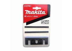 Makita D-07951 Obojstranný nôž s doštičkou 82mm (pár)
