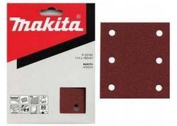 Makita P-33102 Brúsny papier 114 × 102 mm zr.80 10ks