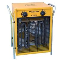 Master B 9 EPB Elektrický ohrievač s max. výkonom 9 kW - napätie 400V