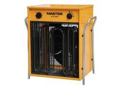 Master B 22 EPB Elektrický ohrievač s max. výkonom 22 kW - napätie 400V